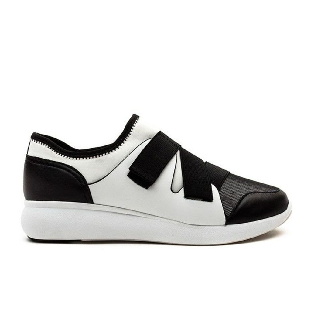 DKNY - Tilly - Black/White - 6 uk