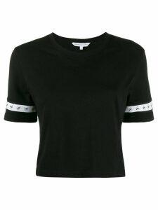 Calvin Klein Jeans logo tape T-shirt - Black