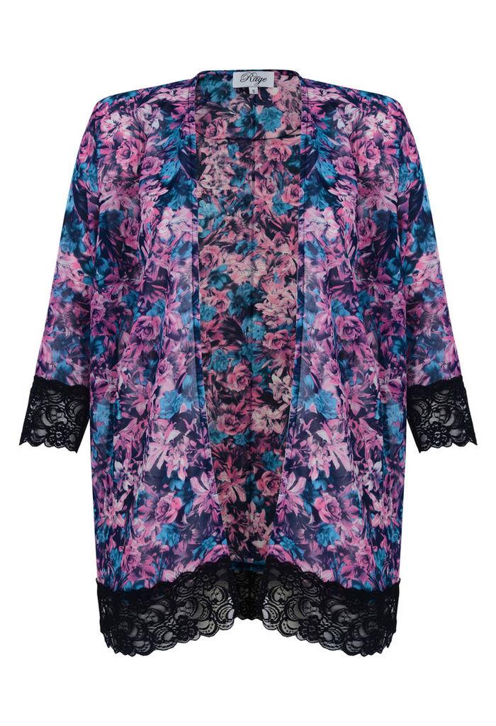 Floral Lace Kimono-14