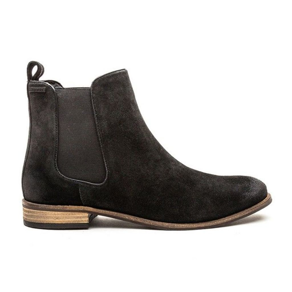 Superdry - Millie Chelsea Boot - Black - 6 uk
