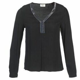 Betty London  FALINDI  women's Blouse in Black