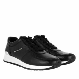 Michael Kors Sneakers - Allie Trainer Flat Black - black - Sneakers for ladies
