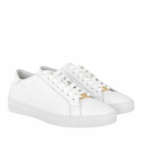 Michael Kors Sneakers - Colby Sneaker Optic White - white - Sneakers for ladies