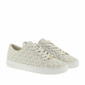 Michael Kors Sneakers - Keaton Lace Up Sneaker Vanilla - beige - Sneakers for ladies