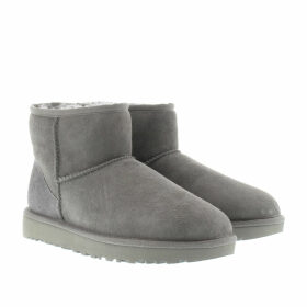 UGG Boots & Booties - W Classic Mini II Grey - grey - Boots & Booties for ladies