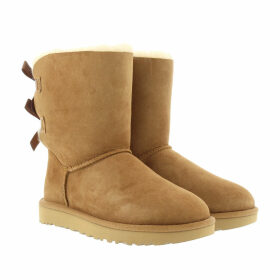 UGG Boots & Booties - W Bailey Bow II Chestnut - cognac - Boots & Booties for ladies