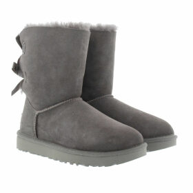 UGG Boots & Booties - W Bailey Bow II Grey - grey - Boots & Booties for ladies