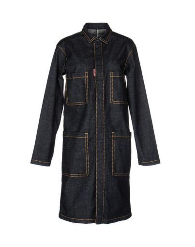 DSQUARED2 DENIM Denim outerwear Women on YOOX.COM
