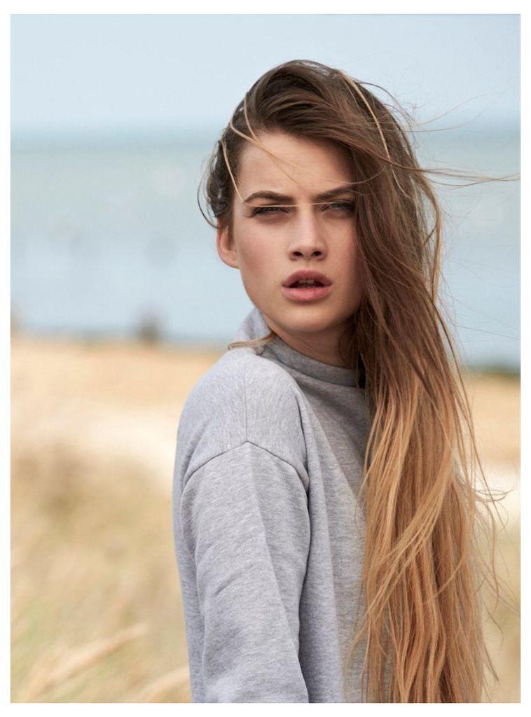 Fleece Tunic Dress - 8