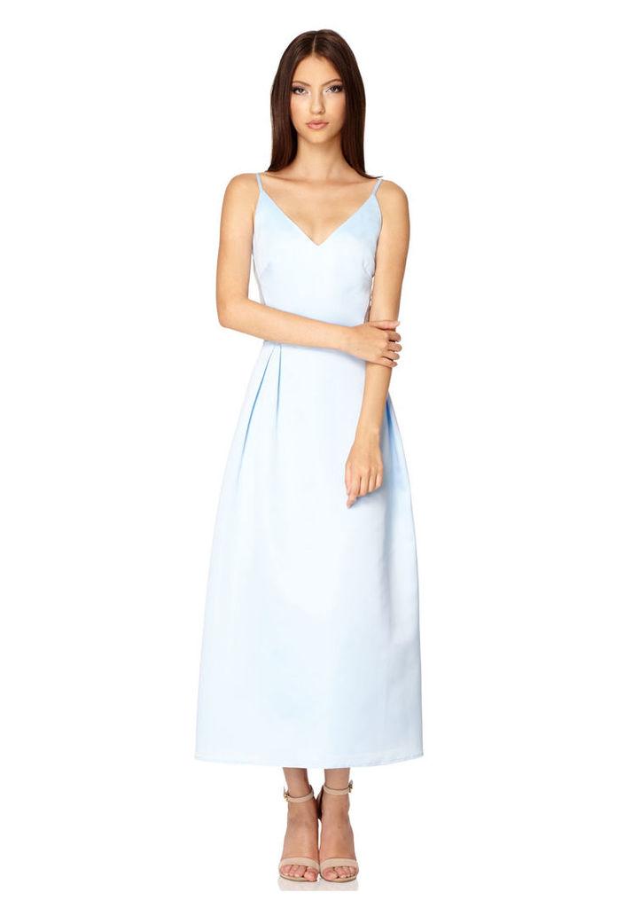 Jarlo London Juliette Dress in Blue
