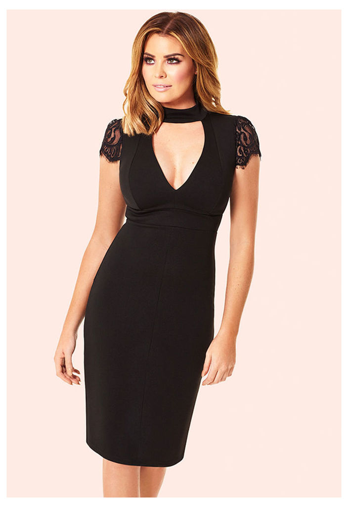 Sistaglam by Lipstick Boutique Jess Wright Caggy Dress