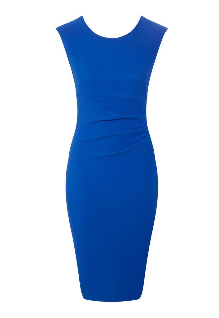 Vanessa Horne Grace Dress in Royal Blue