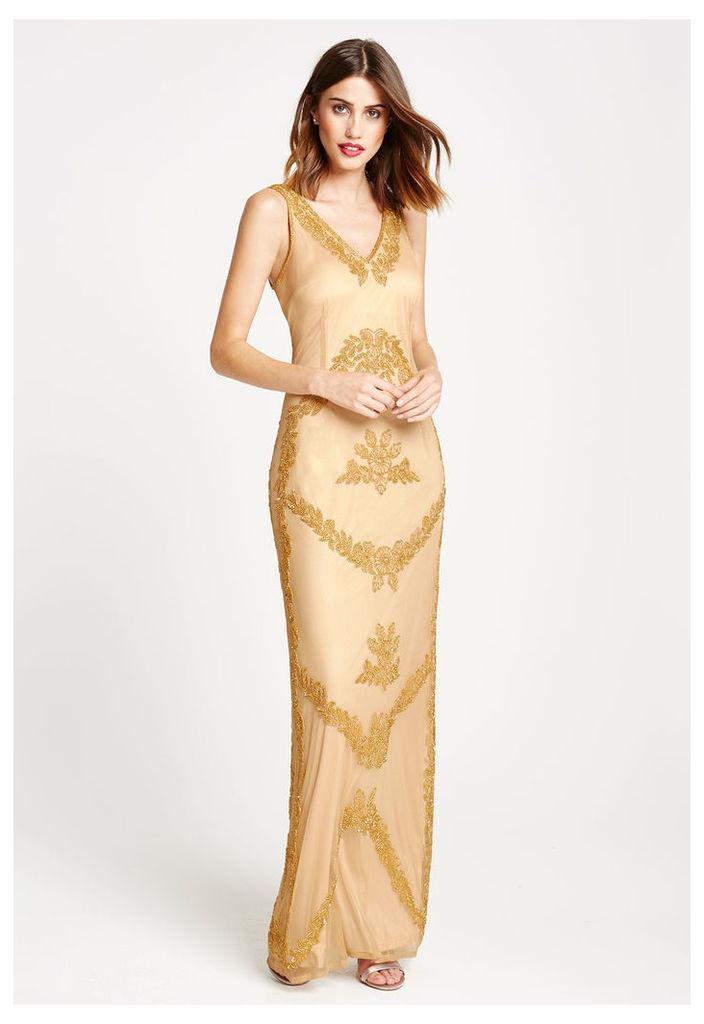 The LBD Josephine Flapper Maxi Dress