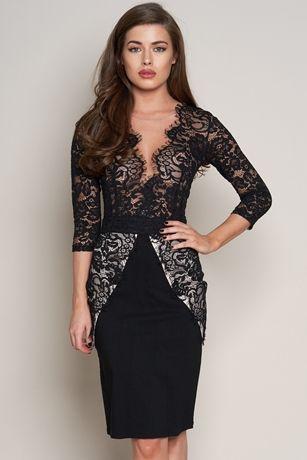 The Christine Lace Dress