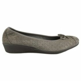 Vulladi  SERRAJE LETINA  women's Shoes (Pumps / Ballerinas) in Grey