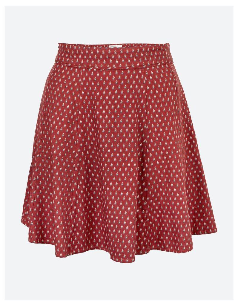 Fat Face Audrey Gypset Foulard Skirt