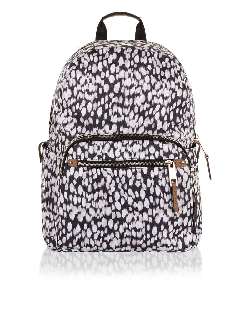 Niamh Blurred Spot Sporty Backpack