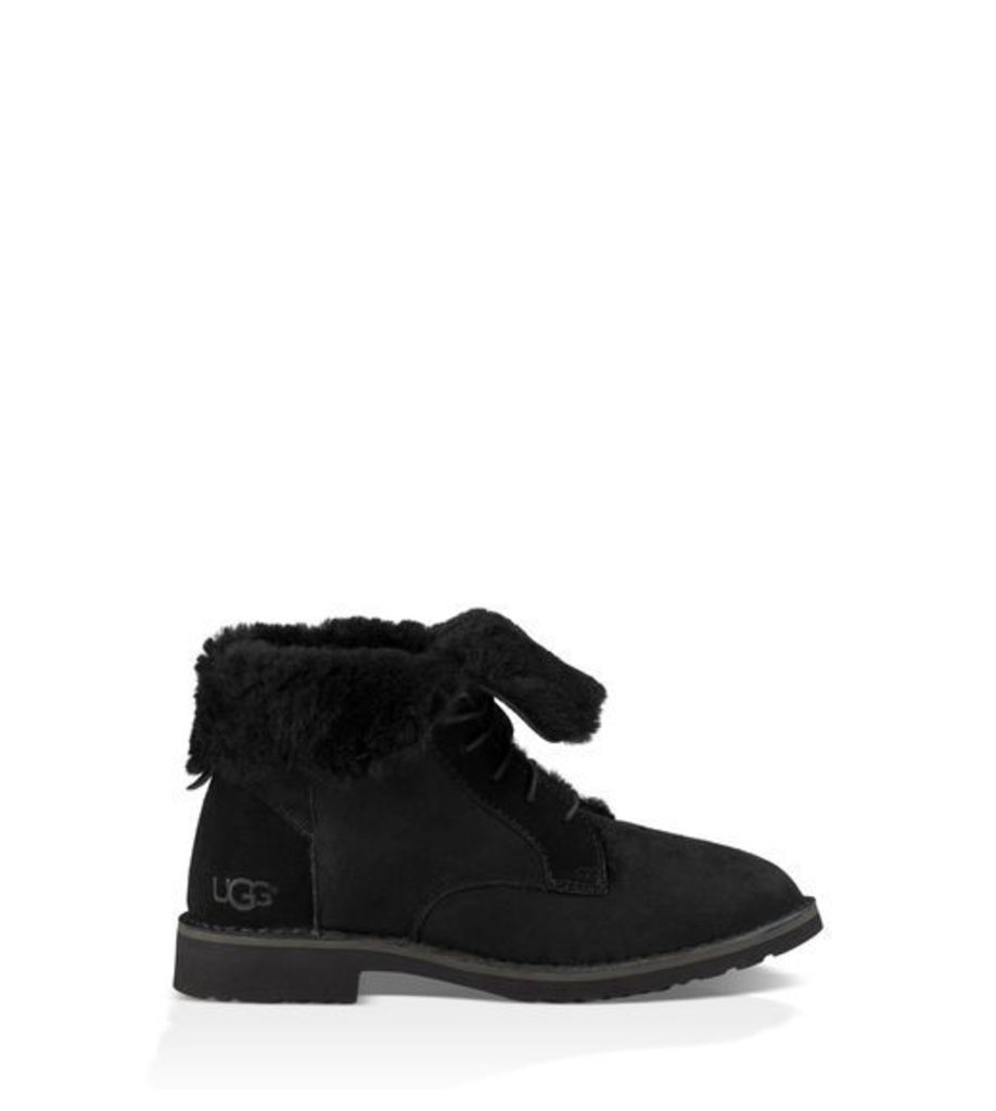 UGG Quincy Womens Boots Black 8