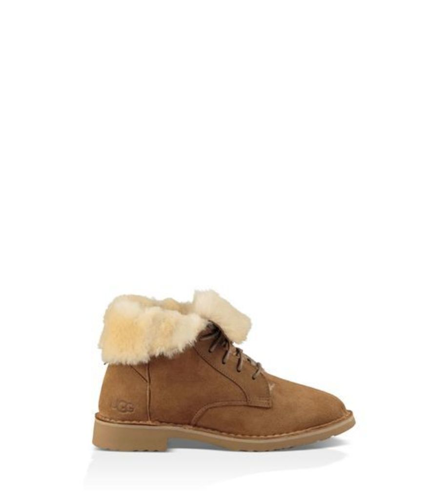 UGG Quincy Womens Boots Chestnut 5