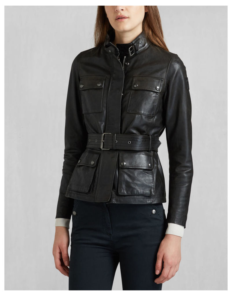 Belstaff Triumph 2.0 Jacket Black