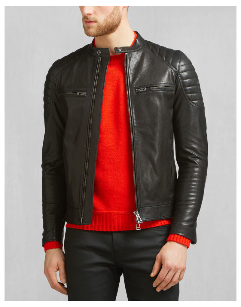 Belstaff Stoneham Jacket Black