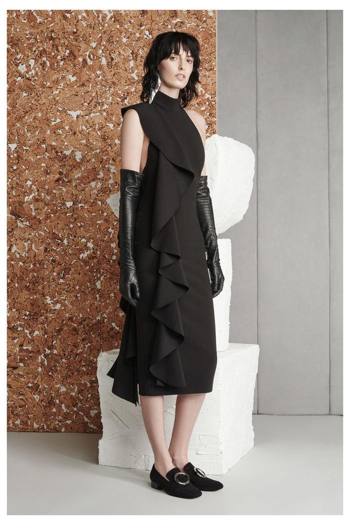 Amelle Dress Black