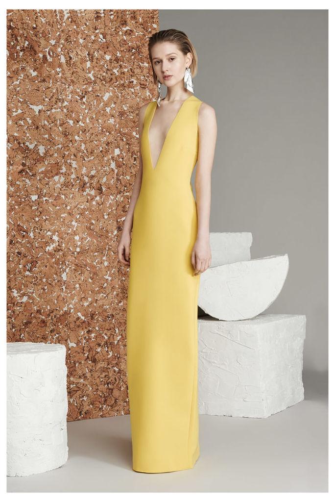 Grace Maxi Yellow