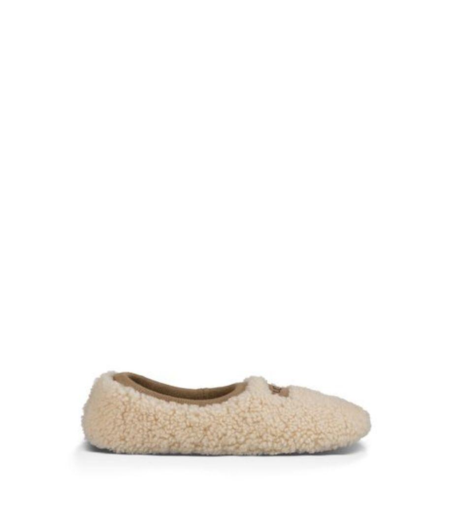 UGG Birche Womens Slippers Natural 5