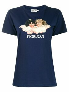 Fiorucci Vintage Angels slim-fit T-shirt - Blue