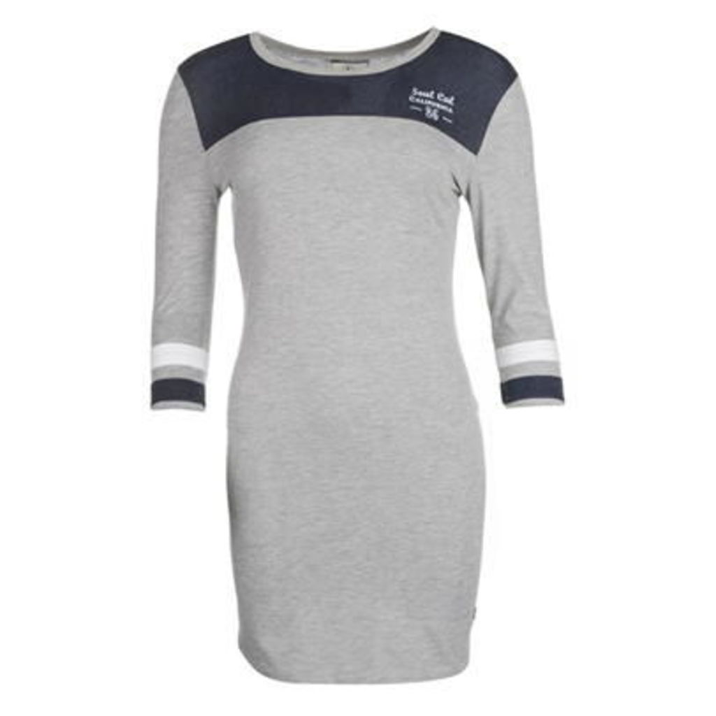 SoulCal Varsity Dress Ladies