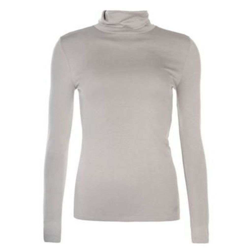 Vero Luxo Roll Neck Jumper