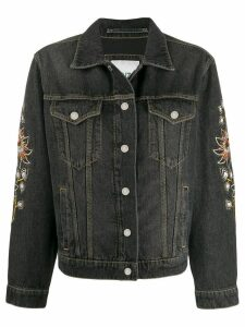 Kenzo denim jacket - Black
