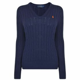 Polo Ralph Lauren Cable Cotton Knit Jumper