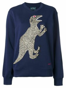 Paul Smith dinosaur sweatshirt - Blue