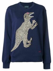 Paul Smith dinosaur sweatshirt - Blue