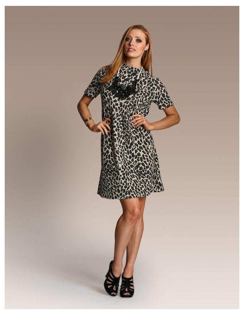 Animal Swing Dress-10