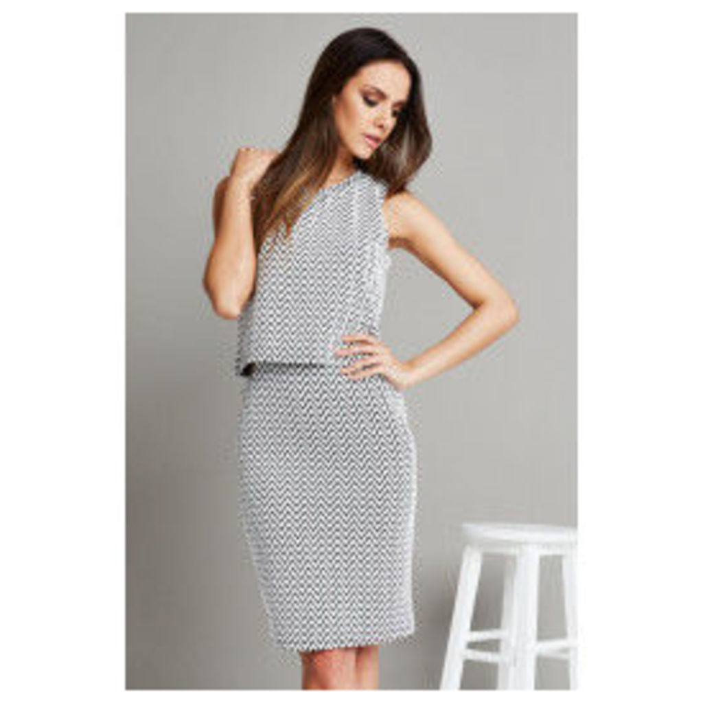 Vero Moda Zaggi Cut Out Dress - Black