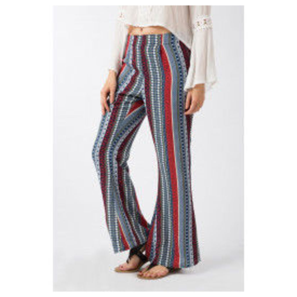 Love & Other Things Printed Palazzo Trousers