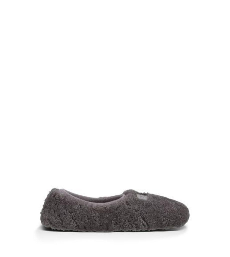 UGG Birche Womens Slippers Grey 5