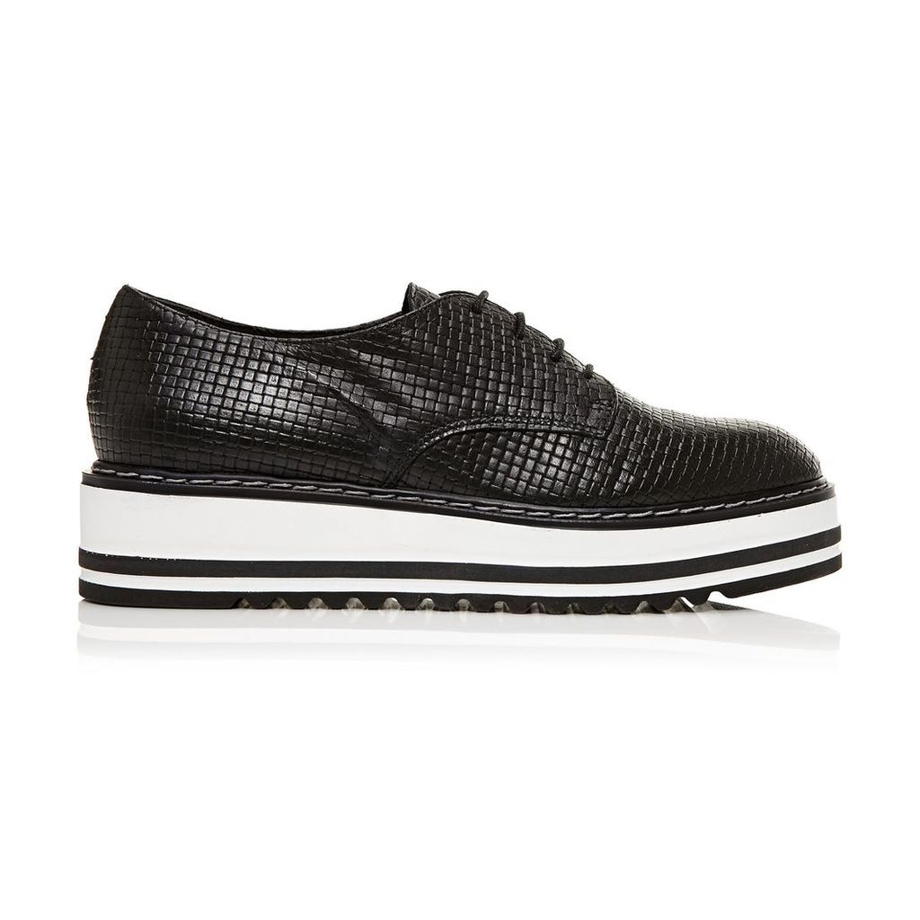 Moda in Pelle Elias Black Medium Casual Shoes