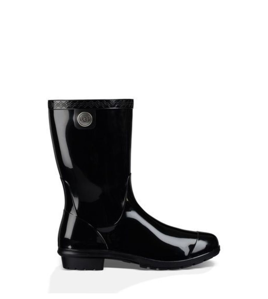 UGG Sienna Womens Boots Black 4