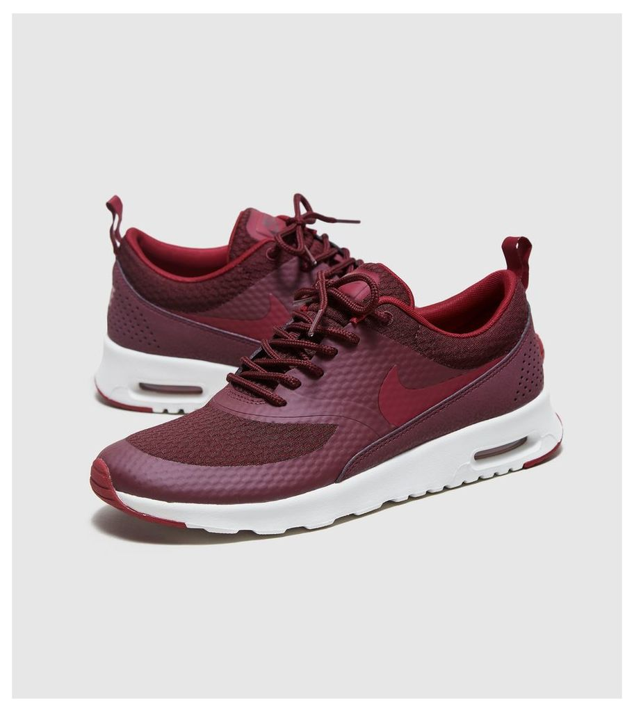 Nike Air Max Thea Textile Women's, Red