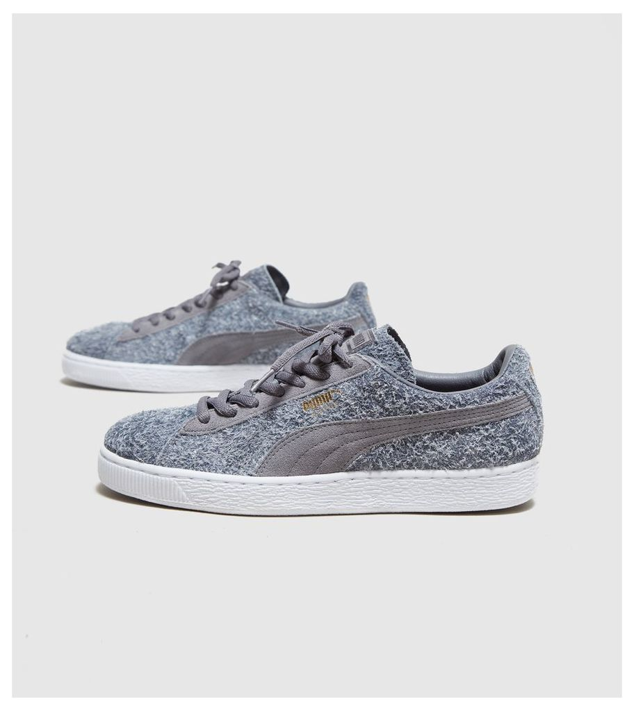 PUMA Suede Wooly - size? Exclusive Women's, Grey