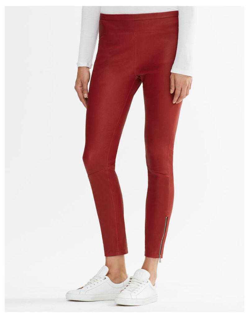 Belstaff Gazelle Trousers Carmine Red