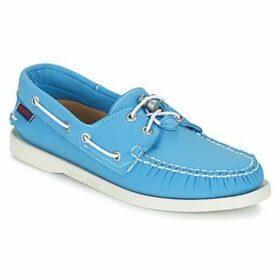 Sebago  DOCKSIDES ARIAPRENE  women's Boat Shoes in Blue