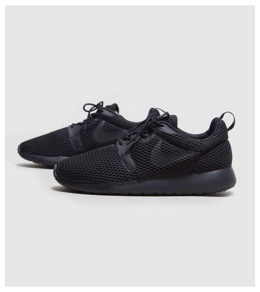 Nike Roshe One Hyperfuse 'Breathe' Women's, Black