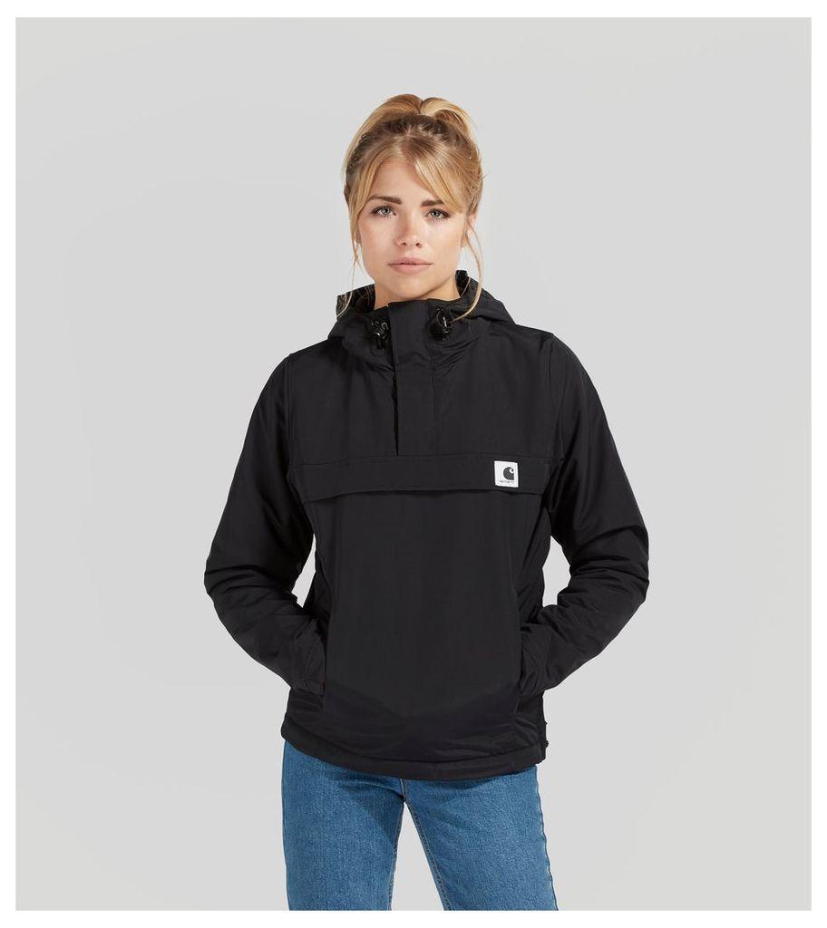 Carhartt WIP Nimbus Overhead Jacket, Black/BLK