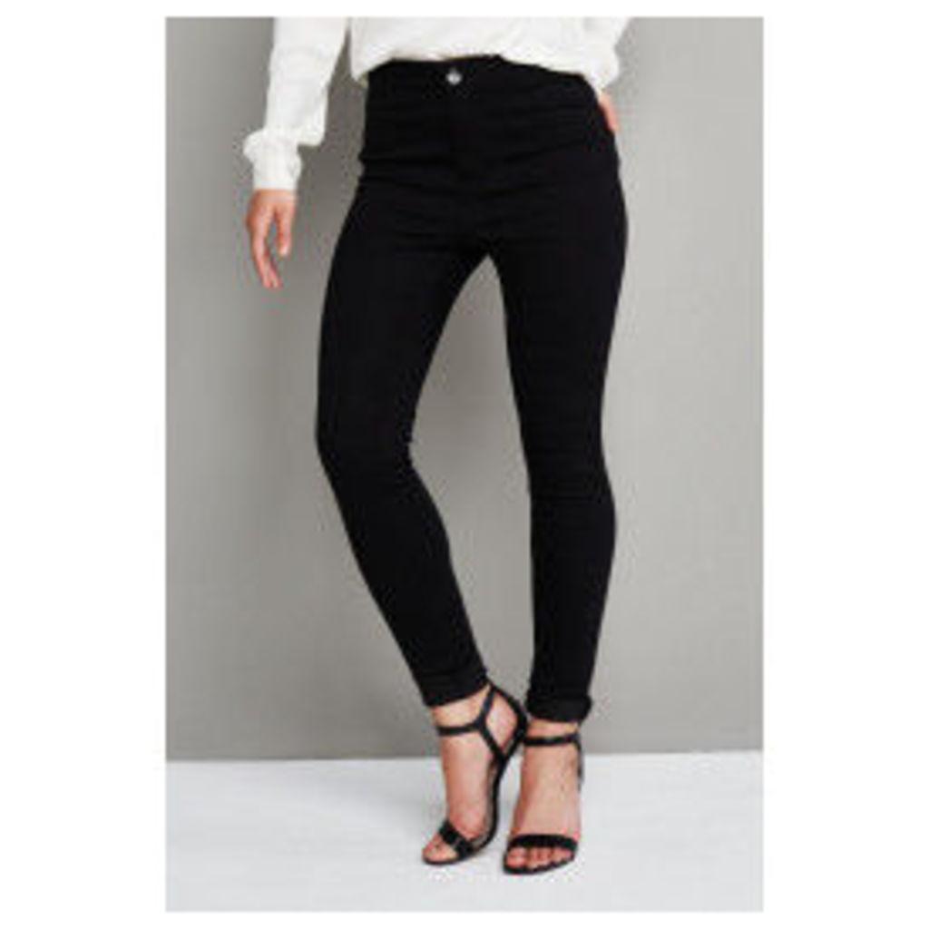 Brand Attic Black Jessie Highwaisted Skinny Jeans - Black