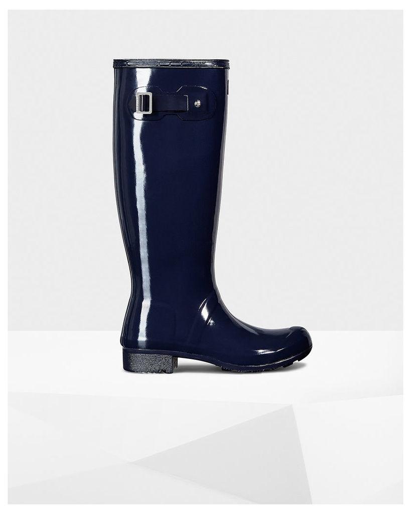Women's Original Tour Gloss Wellington Boots
