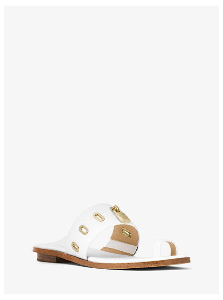 Antoinette Leather Sandal